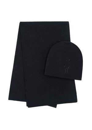Zestaw czapka i szalik CZADT-0028-99 + SZADT-0015-99
