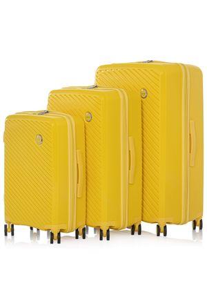 Komplet walizek na kółkach 20'/24'/28' WALPP-0017-21(W20)