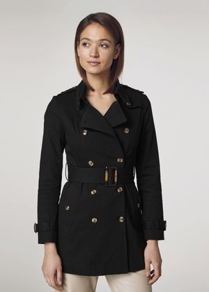 Płaszcz damski KURDT-0291-99(W21)
