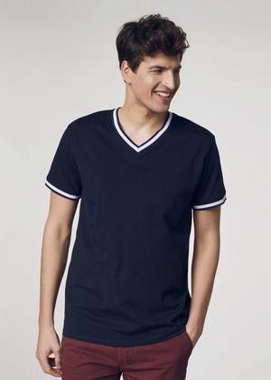 T-shirt męski TSHMT-0025-69(W21)