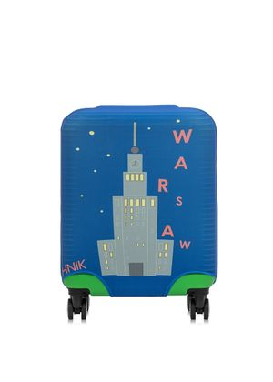 Pokrowiec na małą walizkę AW-004-0014-69(W21)