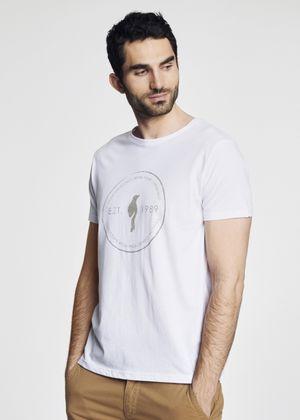 T-shirt męski TSHMT-0052-11(W21)