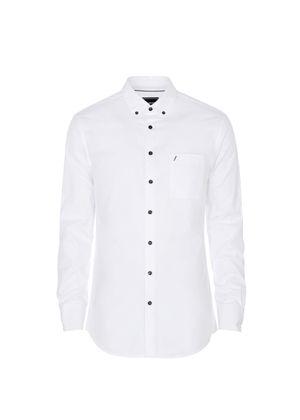 Koszula męska KOSMT-0163-11(Z19)