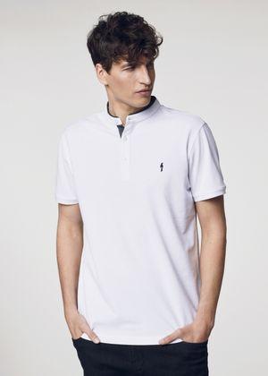 Koszula polo POLMT-0044-11(W21)