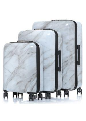 "Komplet walizek na kółkach 19""/24""/28"" WALAB-0056-12(W20)"