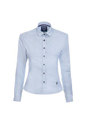 Koszula damska KOSDT-0032-11(Z18)
