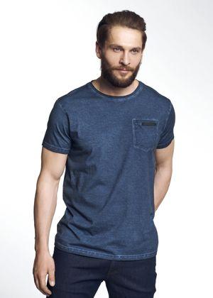 T-shirt męski TSHMT-0055-61(W21)