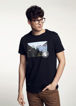 T-shirt męski TSHMT-0059-99(W21)