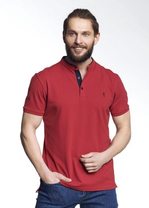 Koszula polo POLMT-0044-42(W21)
