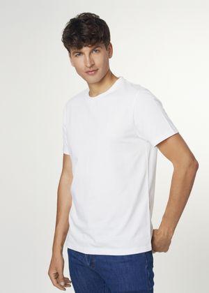 T-shirt męski TSHMT-0065-11(Z21)