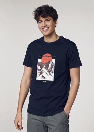 T-shirt męski TSHMT-0057-69(W21)