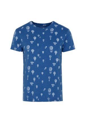 T-shirt męski TSHMT-0009-61(W19)