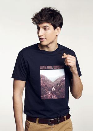 T-shirt męski TSHMT-0058-69(W21)