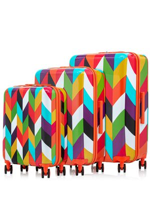 "Komplet walizek na kółkach 19""/24""/28"" WALAB-0054-15(W20)"