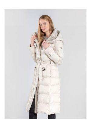 Długa zimowa kurtka damska z kapturem KURDT-0268-81(Z20)