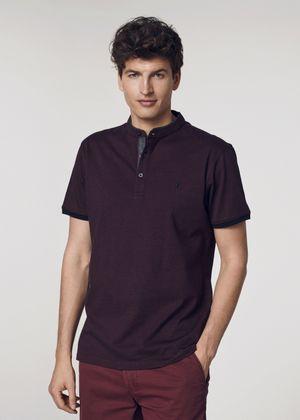 Koszula polo POLMT-0043-49(W21)