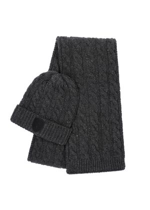 Zestaw czapka i szalik ZESMT-0014-91(Z20)