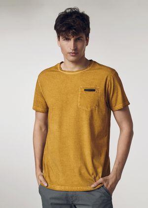 T-shirt męski TSHMT-0055-21(W21)