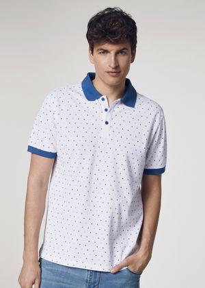 Koszula polo POLMT-0041-11(W21)