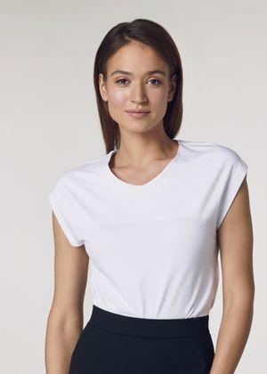 T-shirt damski TSHDT-0068-11(W21)