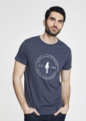 T-shirt męski TSHMT-0052-69(W21)