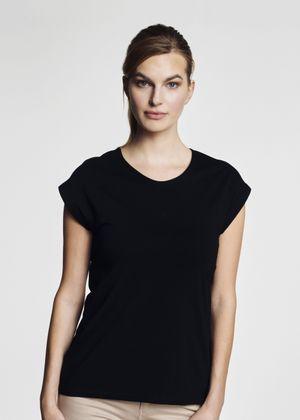 T-shirt damski TSHDT-0068-99(W21)