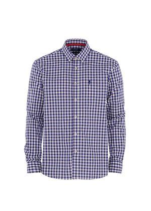 Koszula męska KOSMT-0166-61(W20)