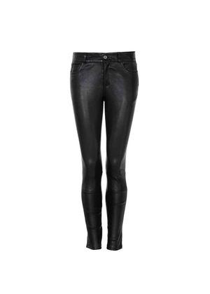 Spodnie damskie SPODS-005B-5323(W21)