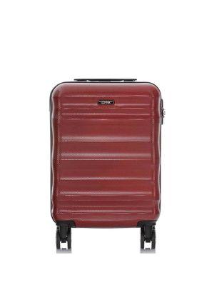 Mała walizka na kółkach WALPC-0006-49-20(W19)