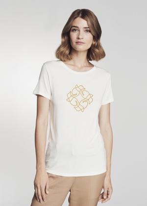 T-shirt damski TSHDT-0078-16(Z21)