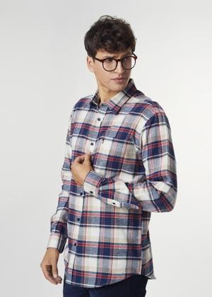Koszula męska KOSMT-0272-81(Z21)
