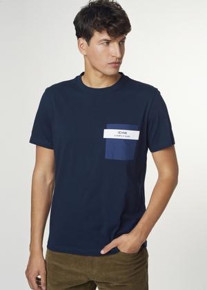 T-shirt męski TSHMT-0062-69(Z21)