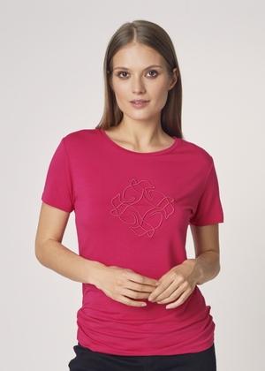 T-shirt damski TSHDT-0078-31(Z21)