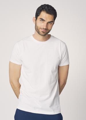 T-shirt męski TSHMT-0063-11(Z21)