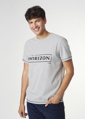 T-shirt męski TSHMT-0064-91(Z21)