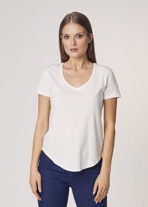 T-shirt damski TSHDT-0077-11(Z21)