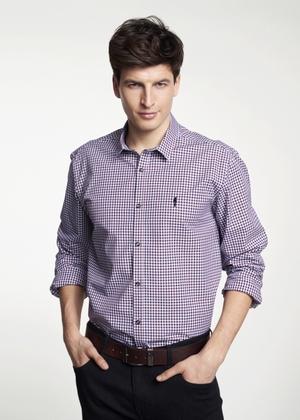 Koszula męska KOSMT-0248-42(W21)