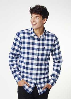 Koszula męska KOSMT-0270-69(Z21)