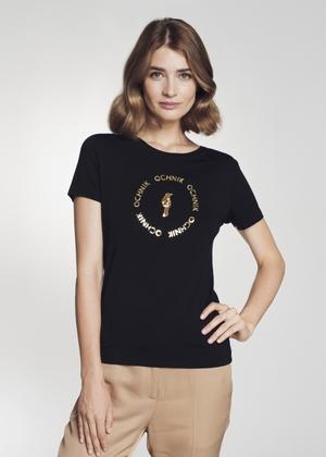 T-shirt damski TSHDT-0071-99(Z21)