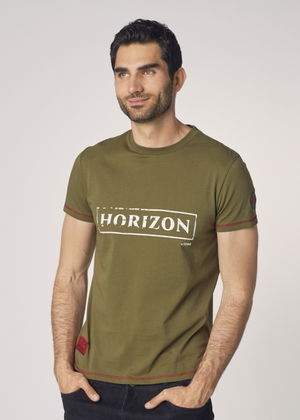 T-shirt męski TSHMT-0061-55(Z21)