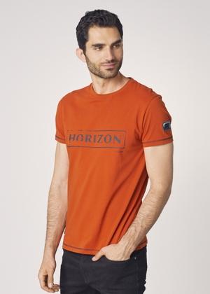 T-shirt męski TSHMT-0061-30(Z21)