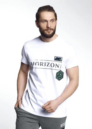 T-shirt męski TSHMT-0056-11(W21)