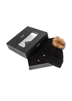 Zestaw czapka i szalik ZESTD-0001-99(Z21)