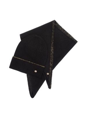 Zestaw czapka i szalik SZADT-0136-99+CZADT-0058-99(Z21)