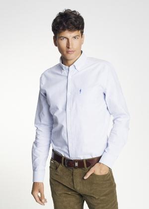 Koszula męska KOSMT-0276-61(Z21)
