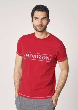 T-shirt męski TSHMT-0064-42(Z21)