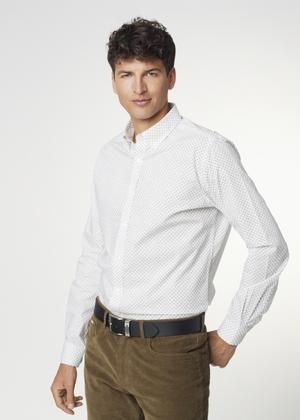 Koszula męska KOSMT-0268-11(Z21)