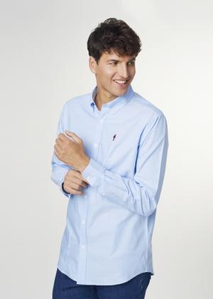 Koszula męska KOSMT-0264-61(Z21)