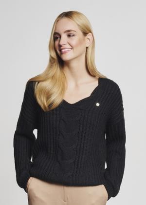 Sweter damski SWEDT-0144-99(Z21)