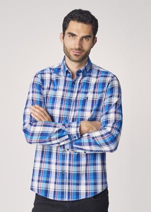 Koszula męska KOSMT-0267-61(Z21)